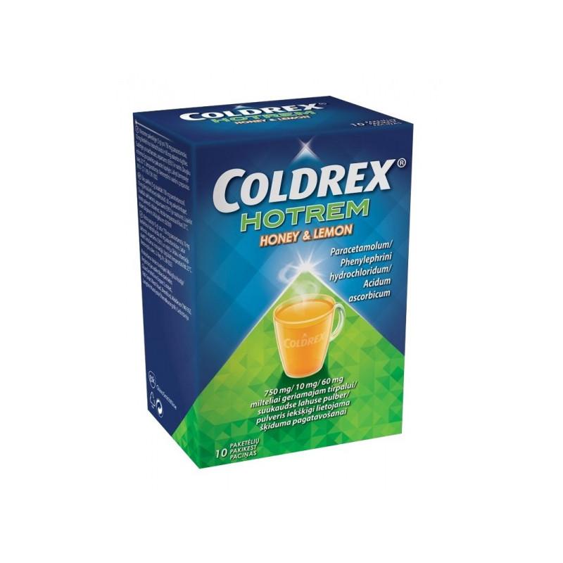 coldrex nuo hipertenzijos