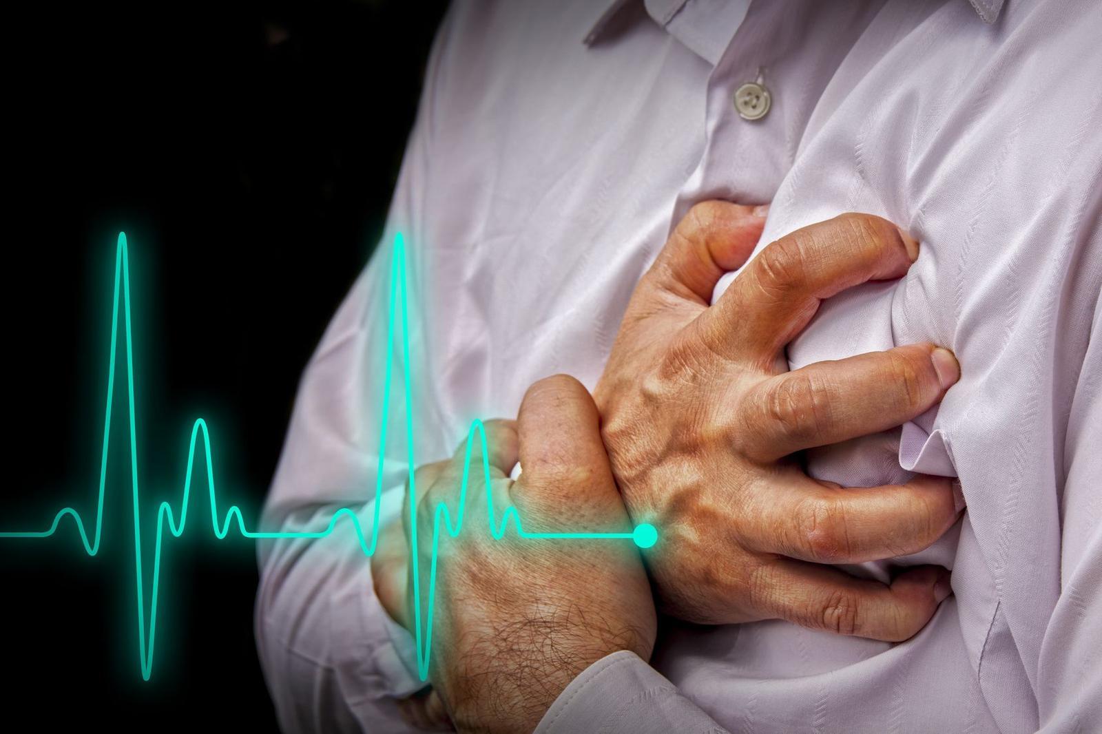 koks yra hipertenzijos pavojus ir kodėl širdies plotas