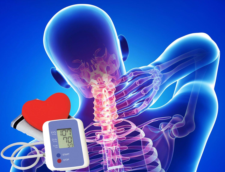 hipertenzijos su osteochondroze gydymas