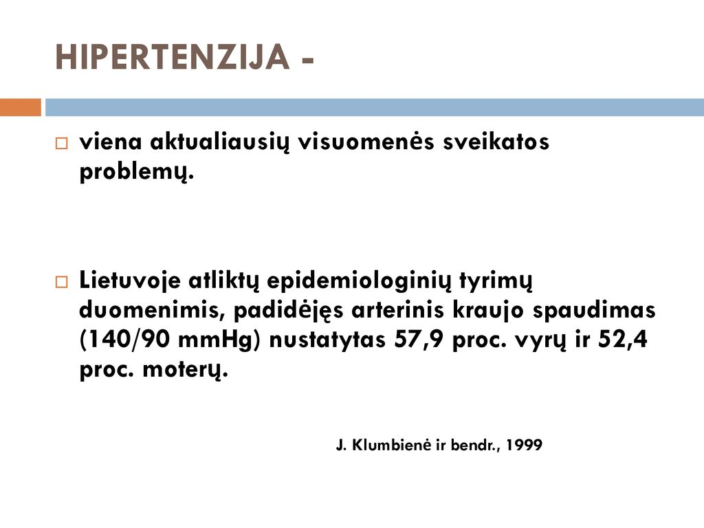 hipertrofija ir hipertenzija