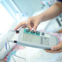 Implantavus širdies stimuliatorių – retas pulsas