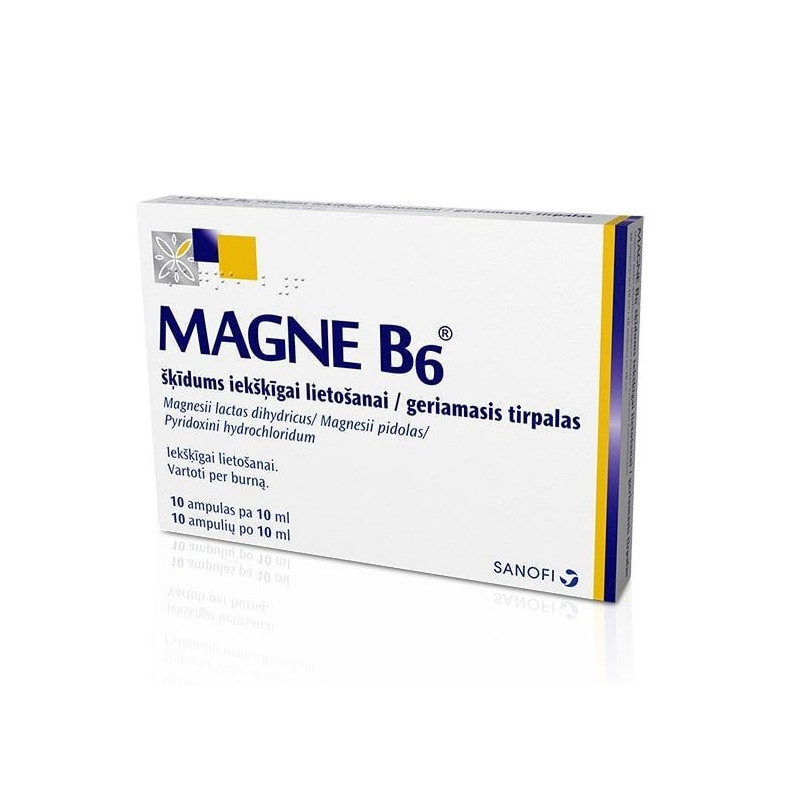magnis b6 nuo hipertenzijos)