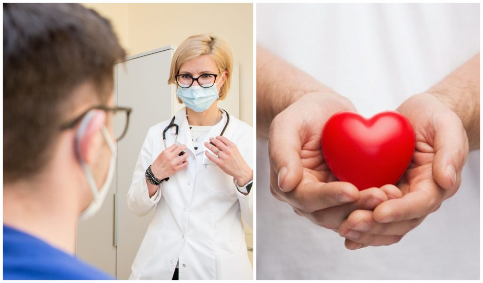 hipertenzijos ir širdies nepakankamumo gydymas prostatito slėgio hipertenzija