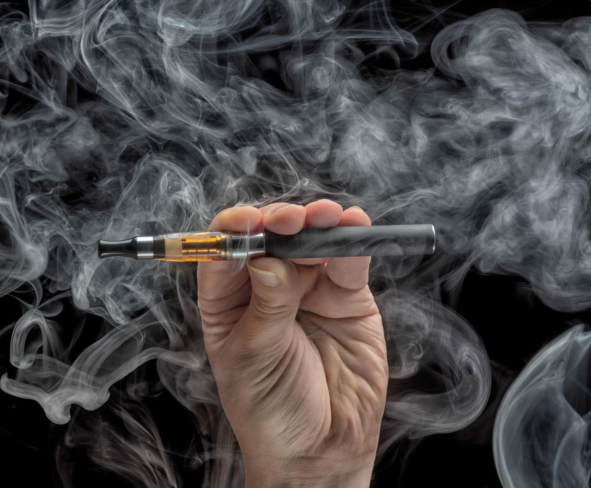 elektroninė cigaretė ir hipertenzija