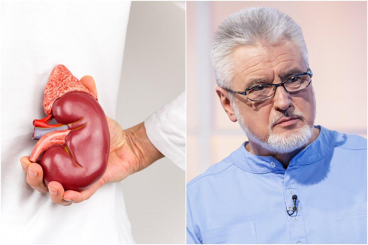 nuo inkstų nepakankamumo vaistų nuo hipertenzijos