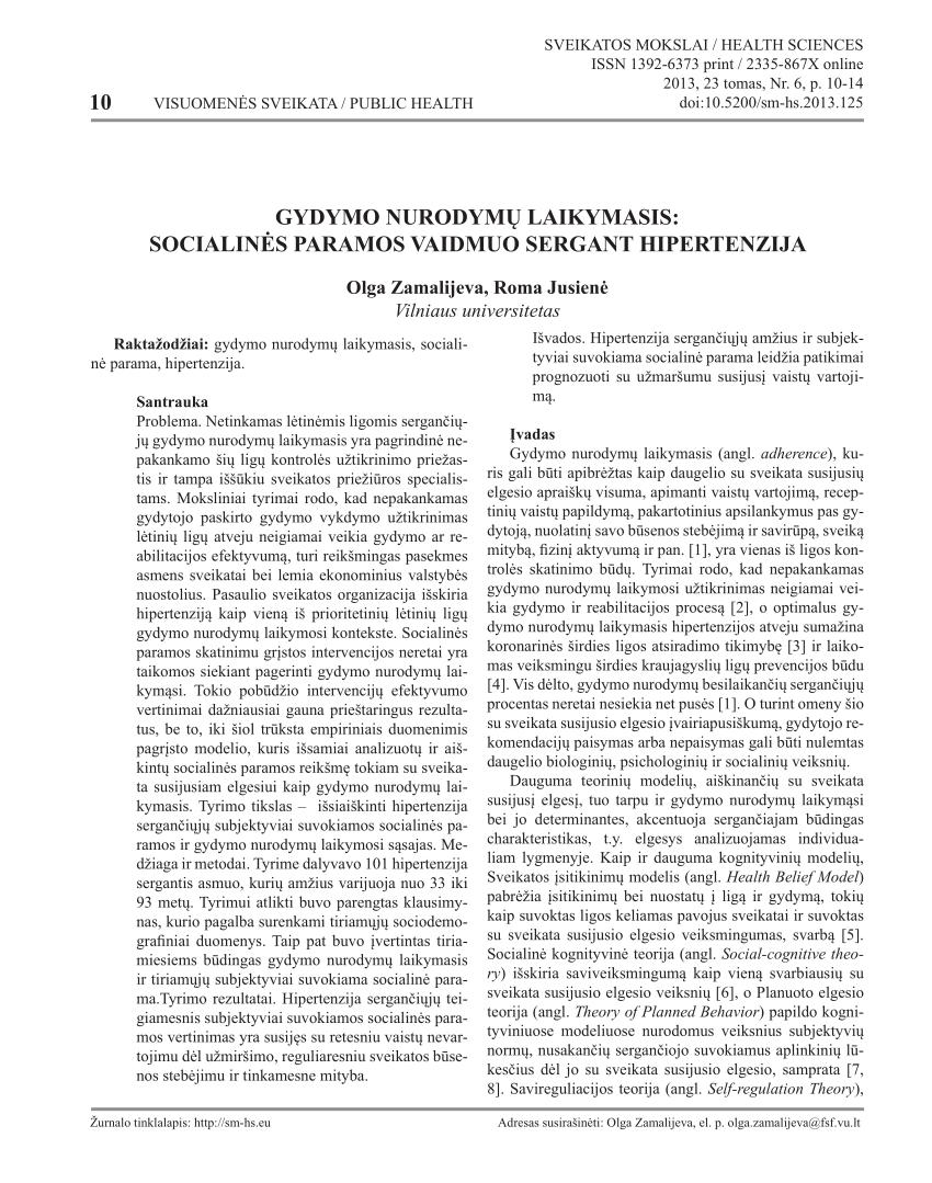 Pirminė arterinė hipertenzija   OrionPharma