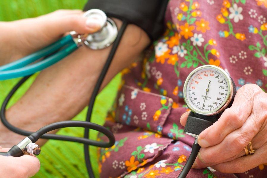 aparatas hipertenzijai gydyti