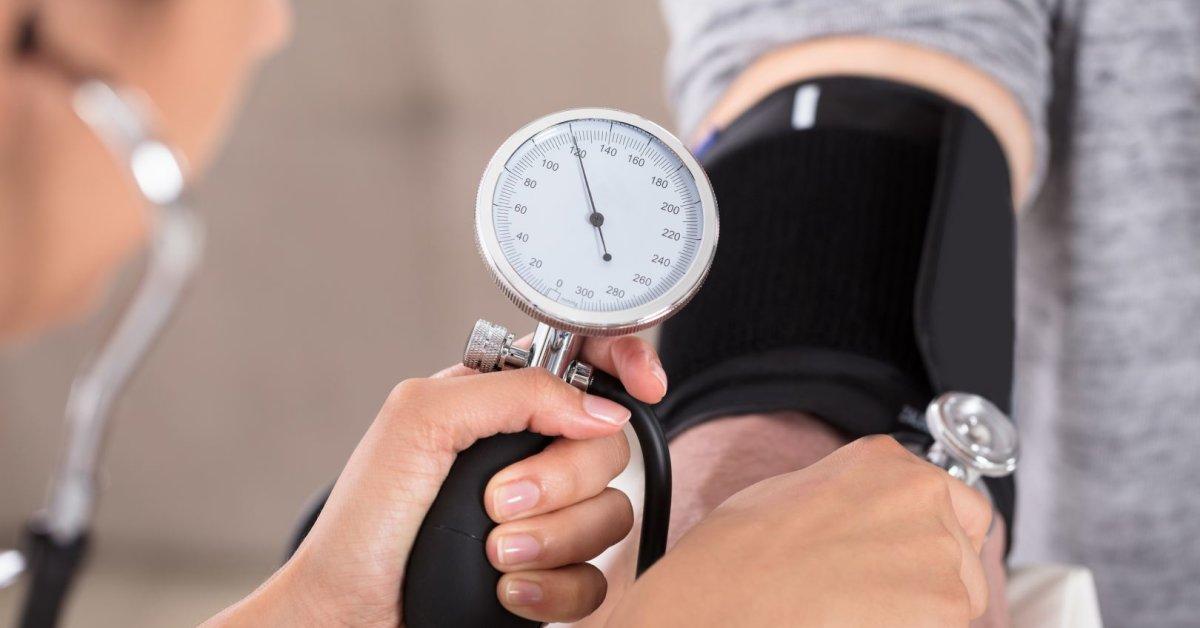 hipertenzija gydymas magnis