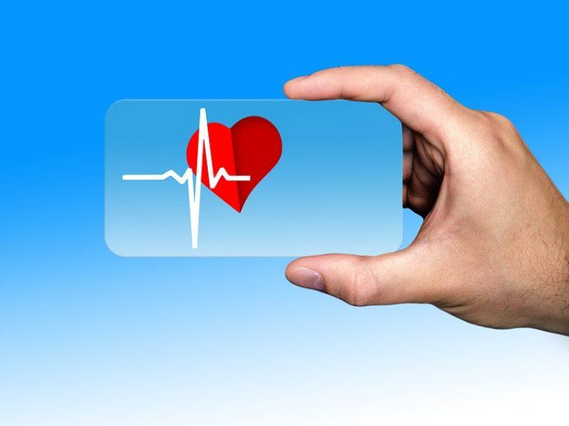 širdies sveikatos vartotojų požiūrio į elgesį galimybės)