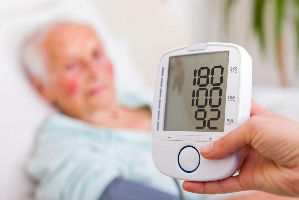 hipertenzijos sukeltos ligos