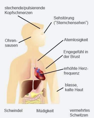 kaltė dėl hipertenzijos