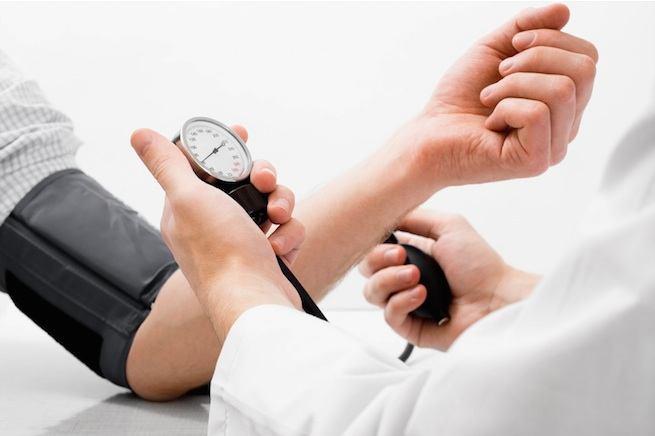 vd ar hipertenzija kaip nustatyti