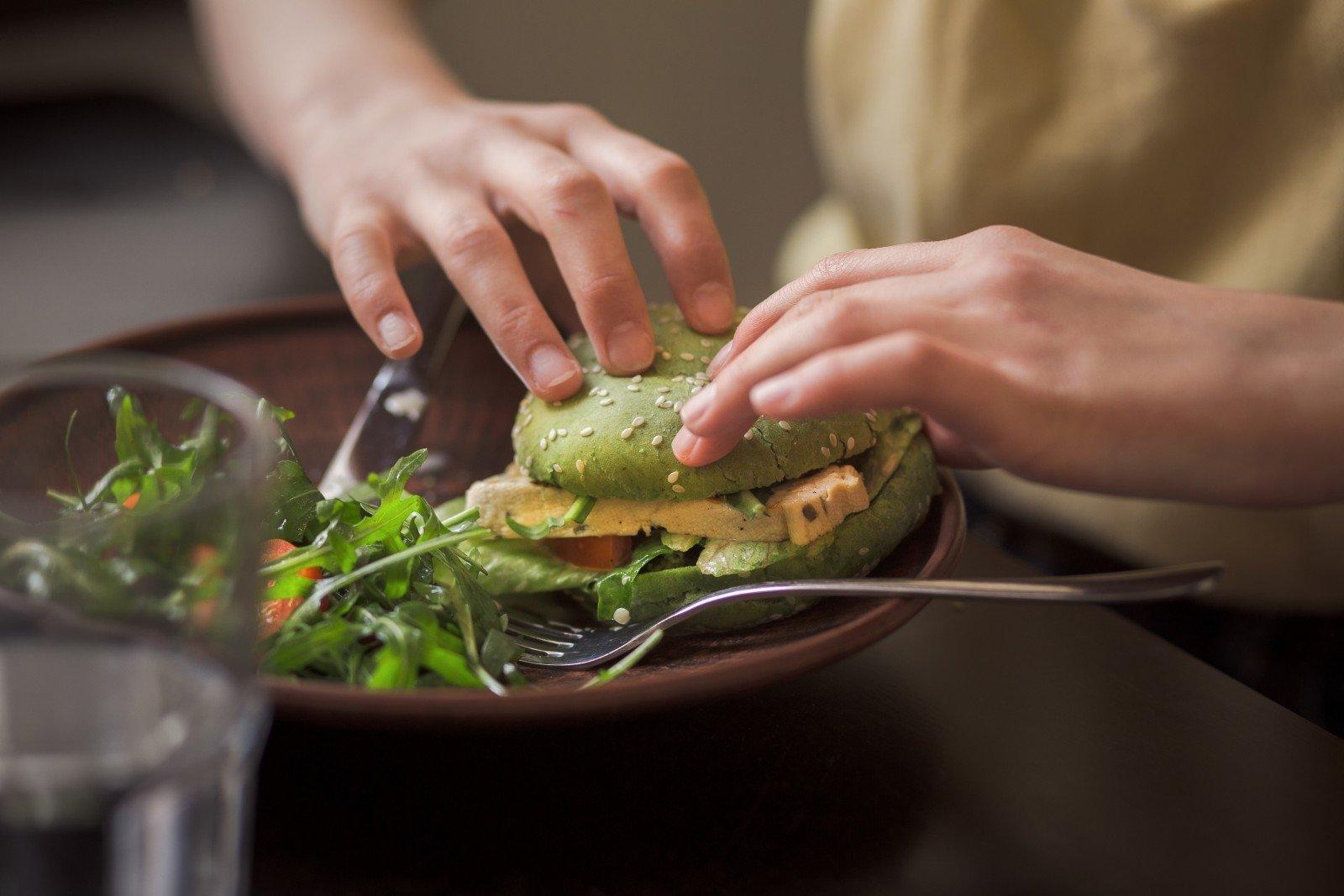 Vegetarizmas ir hipertenzija - Daržovės