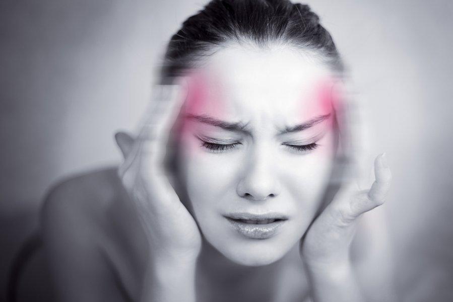 galvos skausmo patogenezė esant hipertenzijai