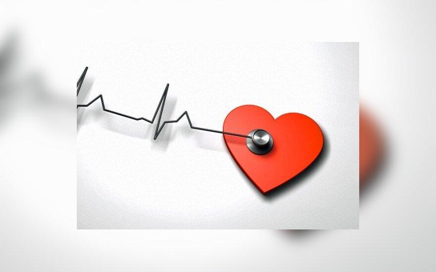 Ką valgyti sergantiems širdies ir kraujagyslių ligomis?