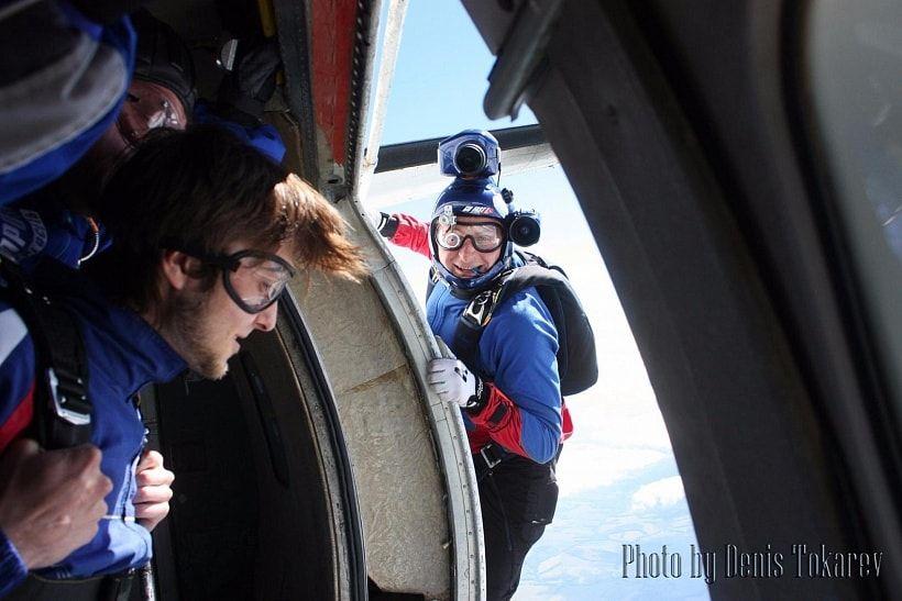 Parašiutai – penkiasdešimt sekundžių adrenalino » SAVAITĖ – viskas, kas svarbu, įdomu ir naudinga.