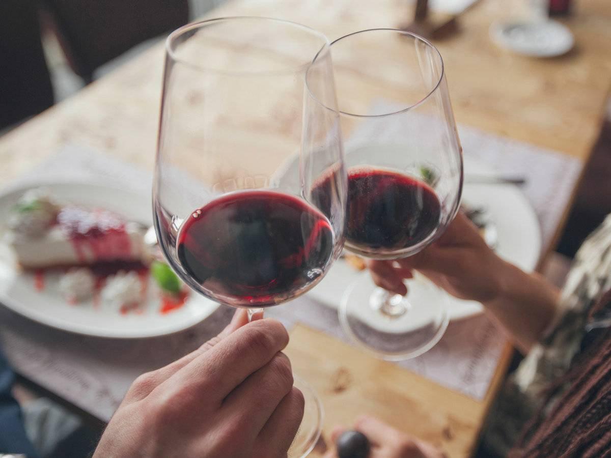vynas ir širdies sveikata