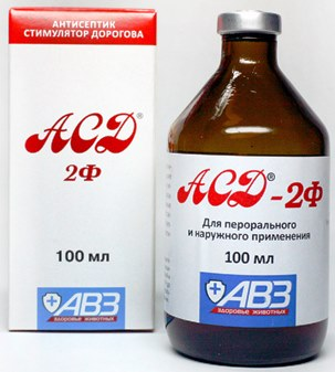 ASD-2 frakcija hipertenzijai gydyti