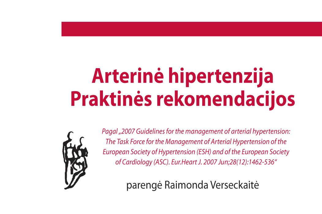 Kodėl pirminės hipertenzijos gydymas olmesartanu garantuoja ilgalaikę naudą pacientui | mul.lt