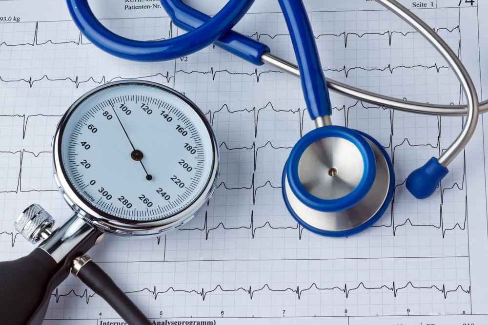 hipertenzija 1 laipsnis koks slėgis)