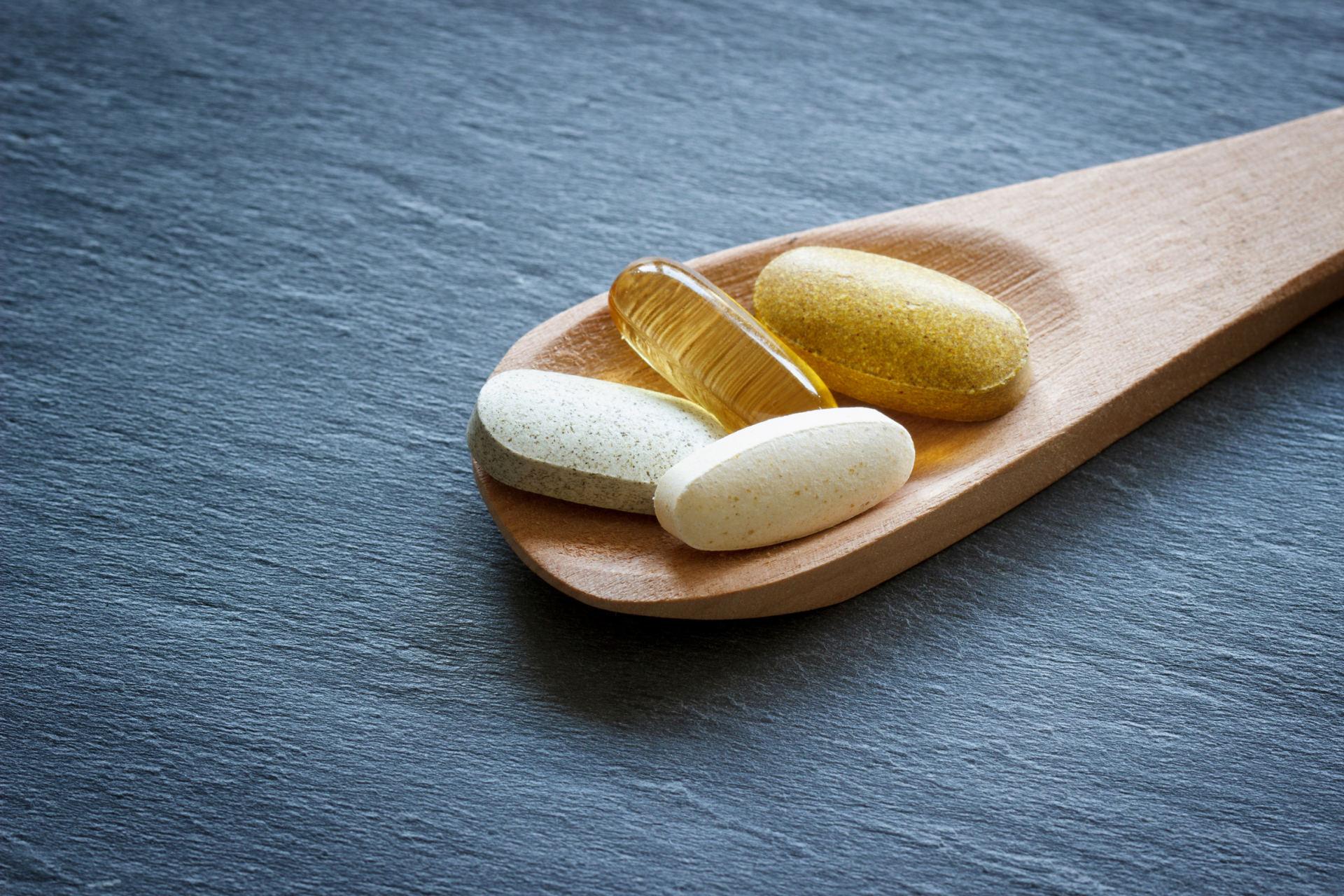 Įvertinta maisto papildų su omega-3 sudėtis