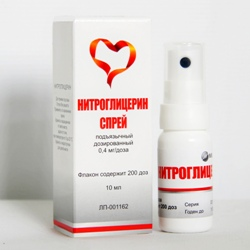 nitroglicerinas ir hipertenzija)