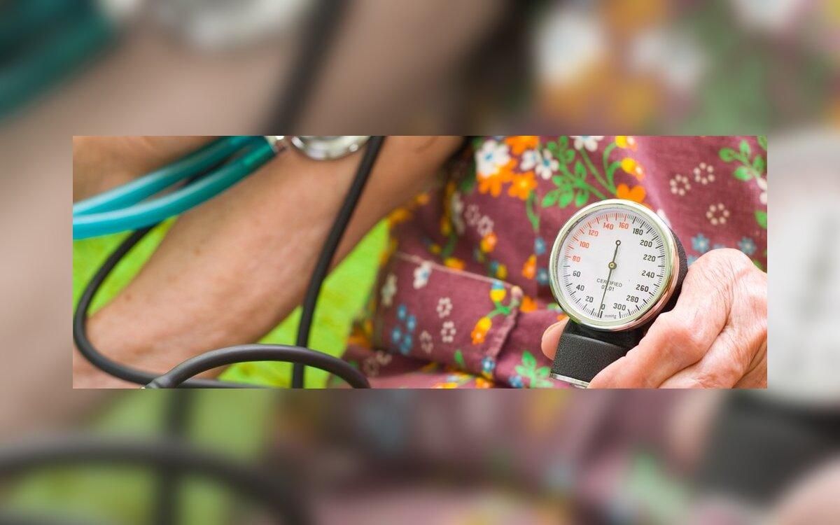 ką galima ir ko negalima daryti sergant hipertenzija
