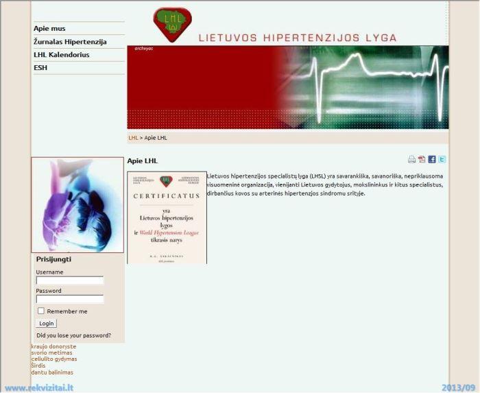 pagal hipertenzijos statistiką kokie yra hipertenzijos diagnozavimo požymiai