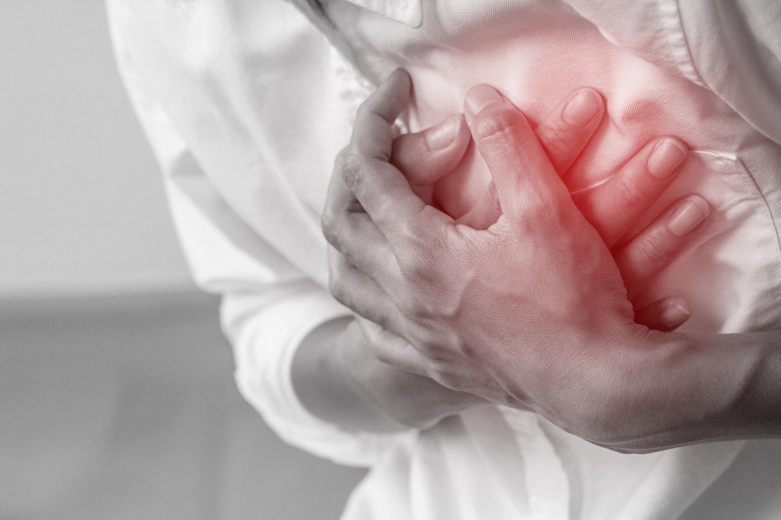 moterų sveikata širdies priepuolis angina)