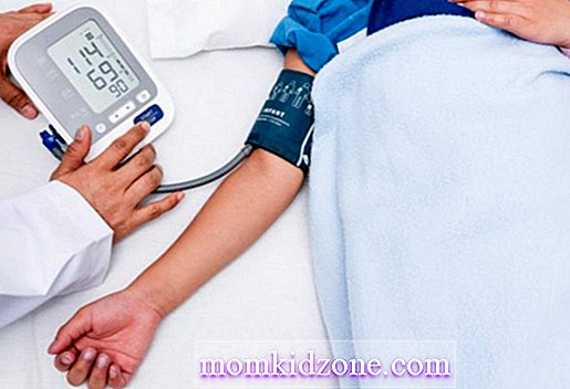 hipertenzijos simptomai vaikams)