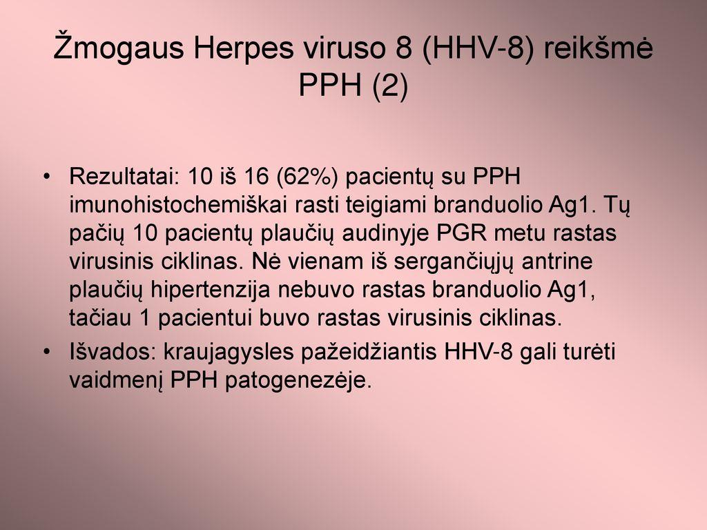 hipertenzijos paveldėjimas
