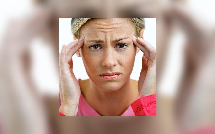 galvos skausmai su hipertenzija nei pašalinti)