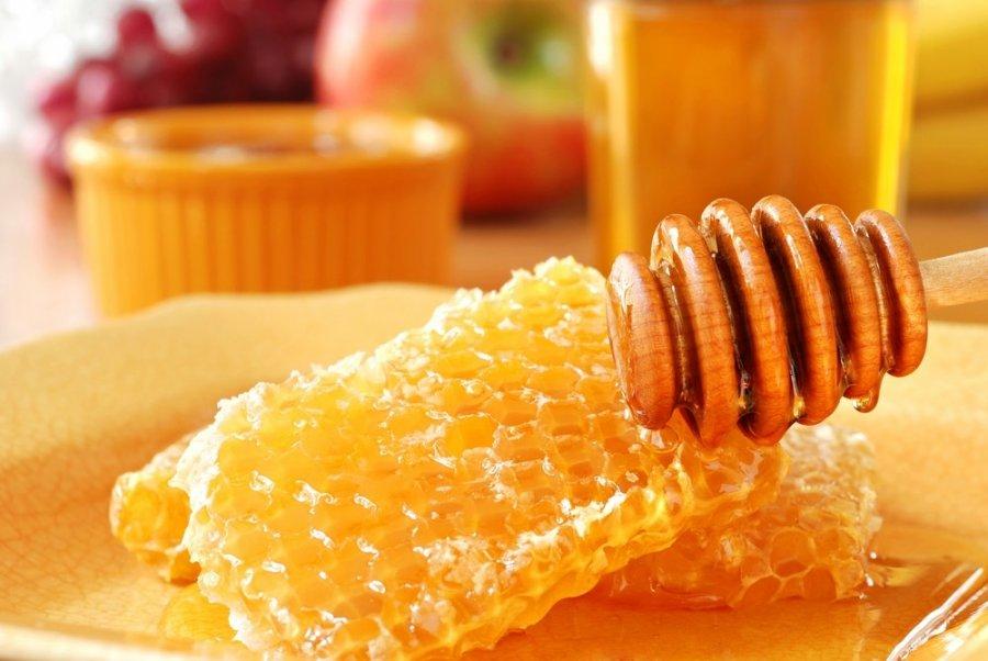 grikių medus sergant hipertenzija