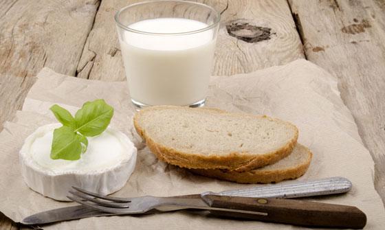 Ožkos pienu stiprina sveikatą