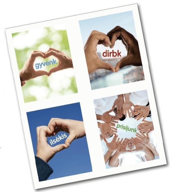 širdies sveikų sveikatos mėnesio receptų)