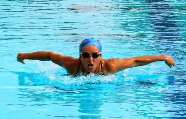 hipertenzija ir plaukimas