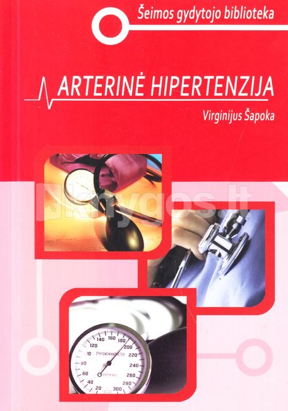 hipertenzijos dienoraštis