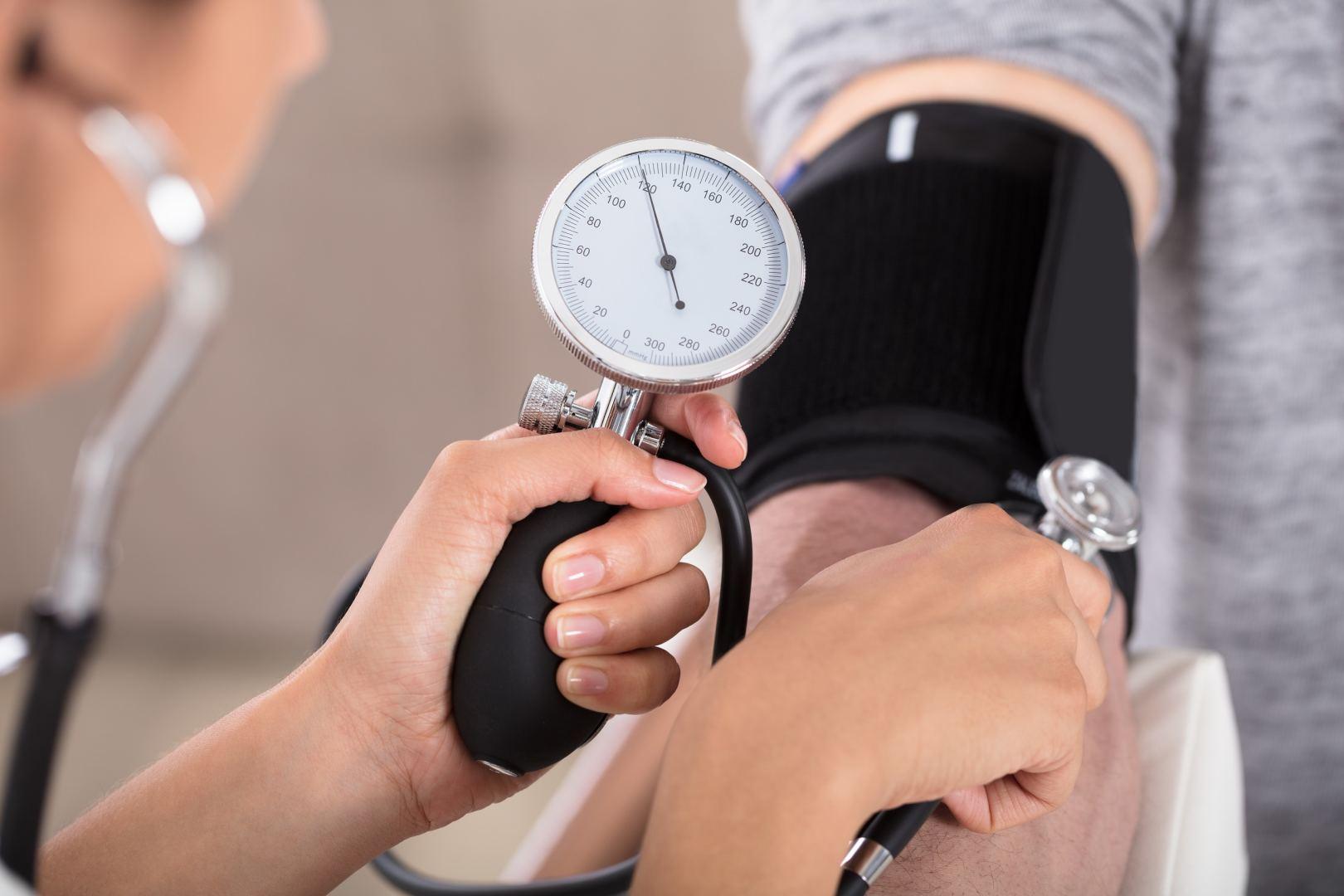 hipertenzijos 3 stadijos gydymas