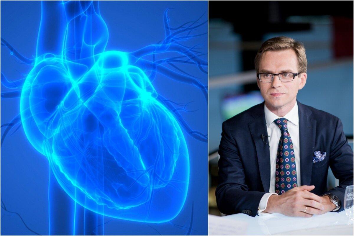 Moterys ir koronarinė širdies liga – mul.lt