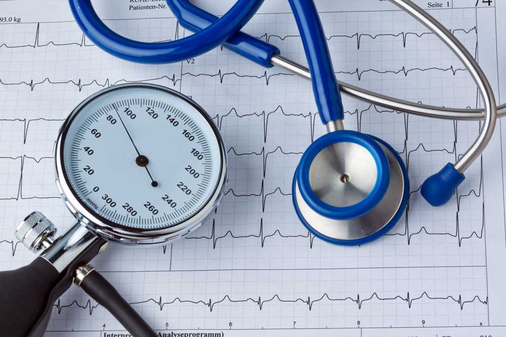 kiek slėgio išlaiko hipertenzija