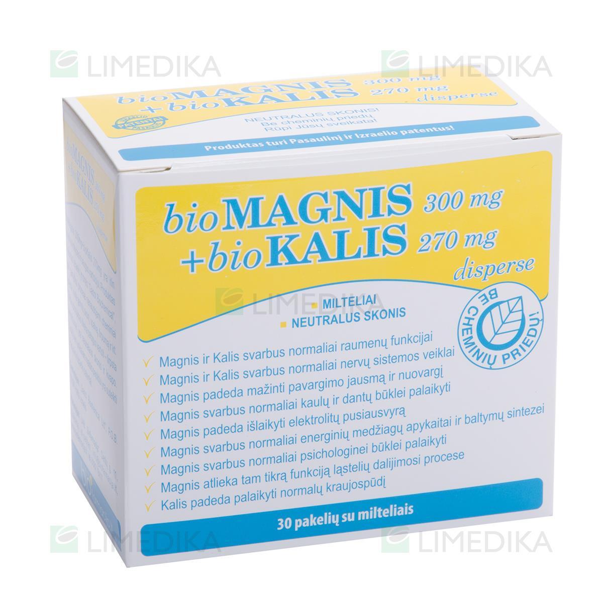 magnis ir kalis hipertenzijai gydyti)