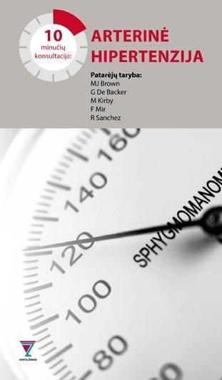 mityba hipertenzijai knyga