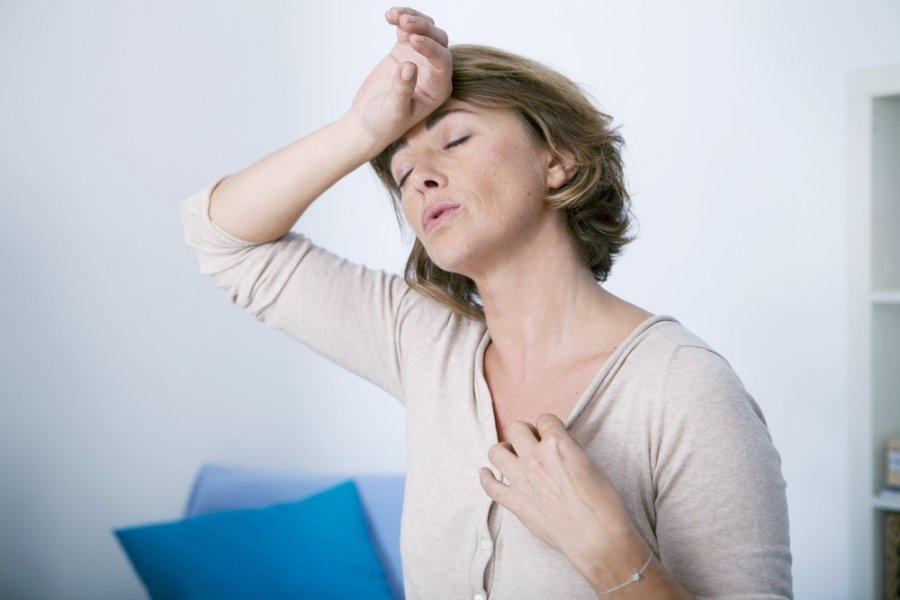moterų hipertenzija menopauzės metu